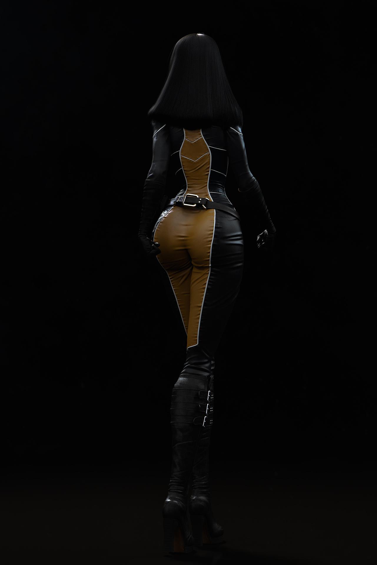 Fireproof - character modeling and design from artist concept - epic studios kenya 3D design and 3D Animation Kenya